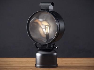 british lamp