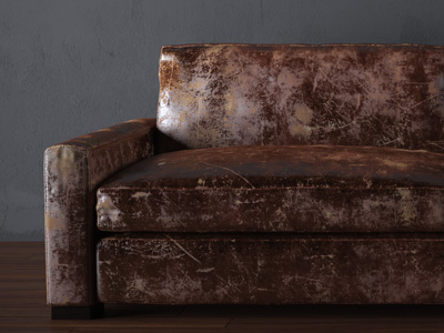 sofa restoration hardware